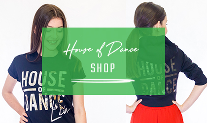 House of Dance Shop