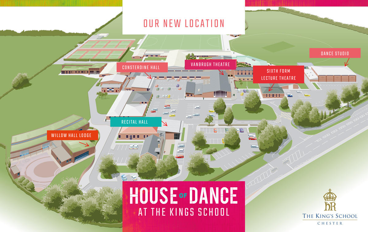 House Of Dance New Location